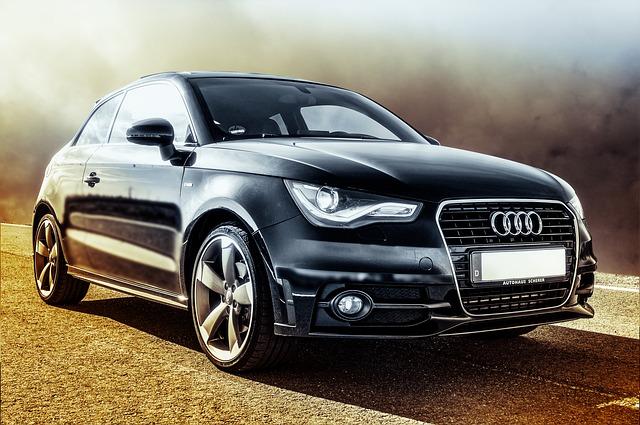 kupno nowego samochodu AUDI